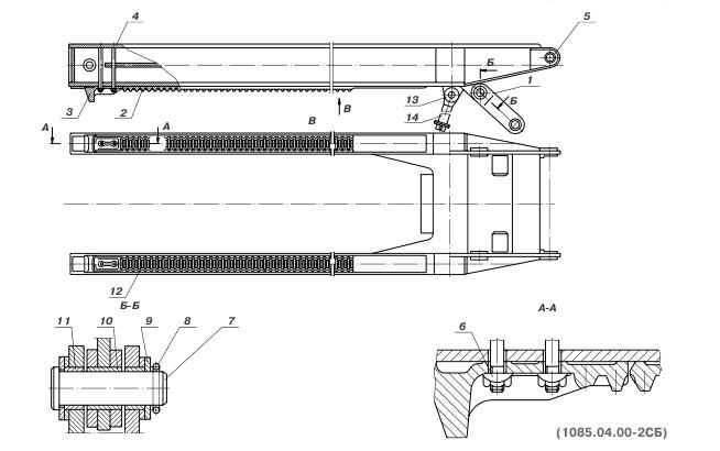 1085.04.00-2СБ для ЭКГ-5